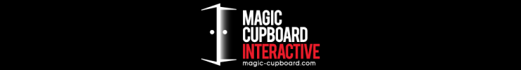 Magic Cupboard Interactive Logo